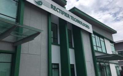 New Rectifier Technologies Malaysia Factory Ready To Go