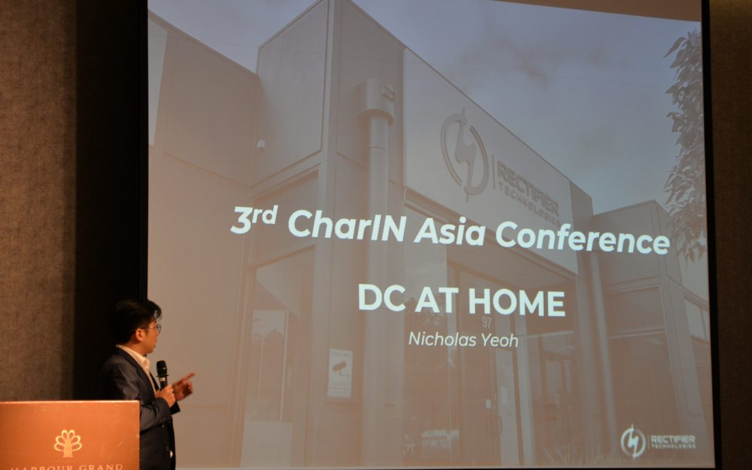 Photos from 3rd CharIN Asia Conference