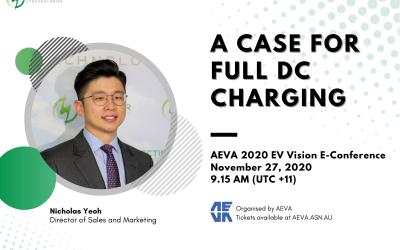 AEVA EV Vision e-Conference 2020