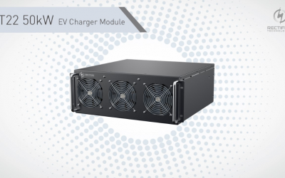 Built-in Reactive Power Control | RT22 50kW EV Charger Module