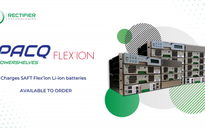 Introducing PACQ Flex'ion for Industrial Battery Charging